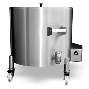 Boiling-Pan 200L thermostat