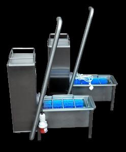 Single-shaft washer